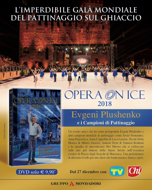DVD Opera on Ice 2018